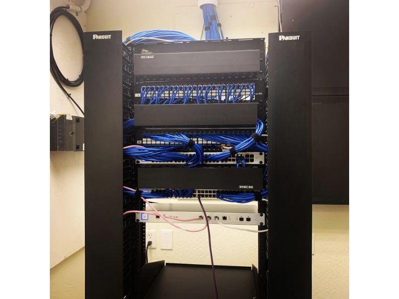 Wiring IT installation