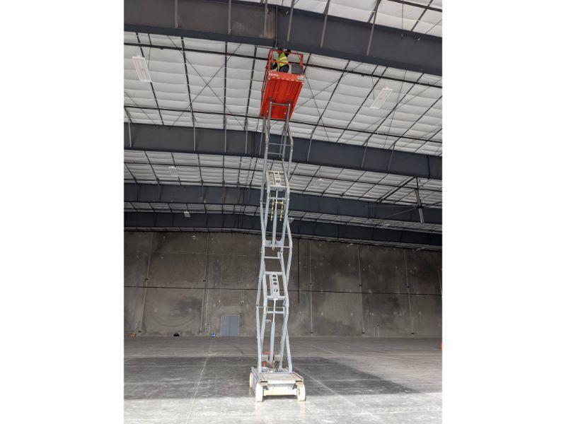 Wiring job ladder
