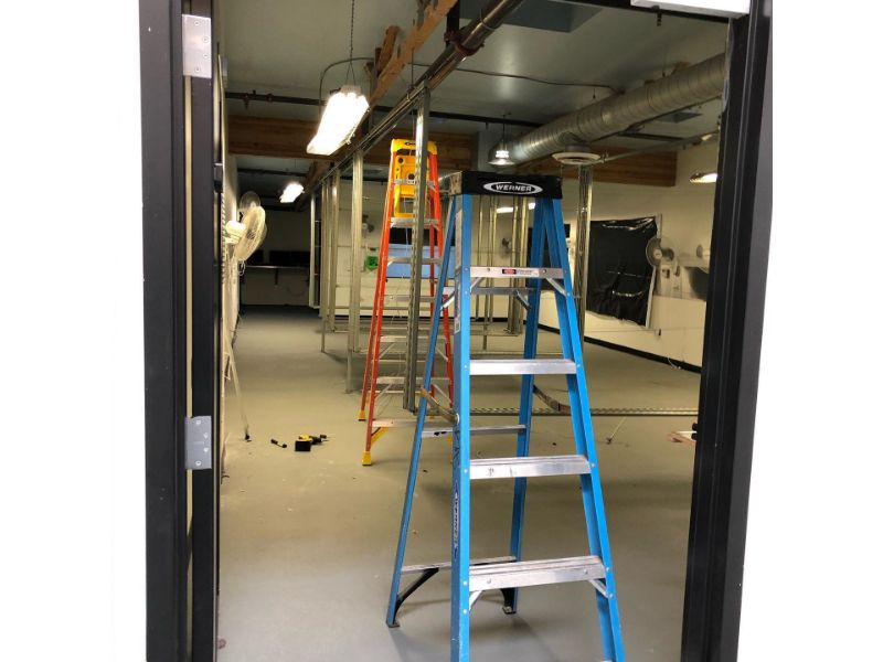 Wiring IT cabling service