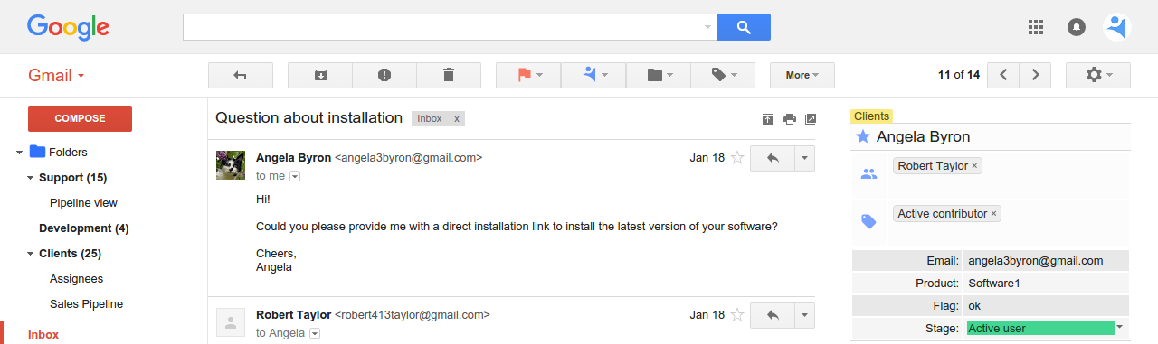 gmail bad habits from Parkside Tech