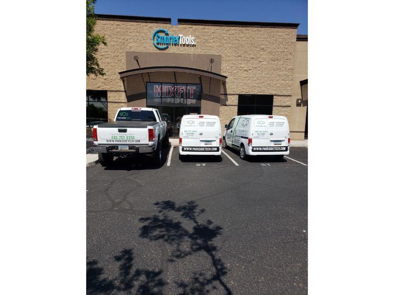 Managed IT Service full fleet