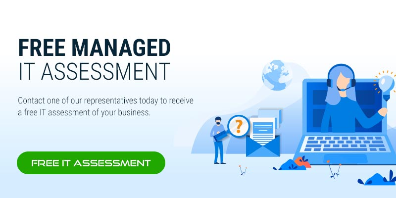 Contact Parkside tech for a free it assessment